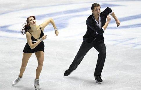 Боброва и Соловьёв – третьи после короткого танца на командном ЧМ в Токио