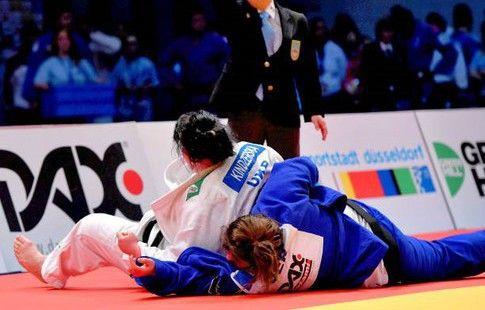 Долгова, Кузнецова и Мшвидобадзе одержали победы на старте ЧЕ по дзюдо