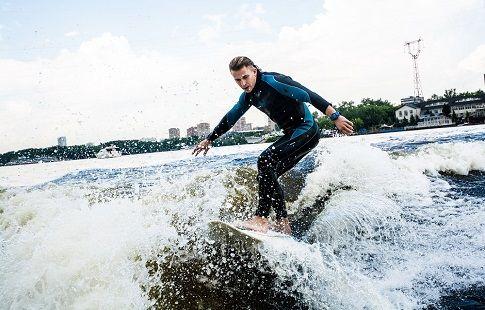 """В столице пройдёт второй Всероссийский фестиваль культуры сёрфинга """"SURFEST Russia"""""""