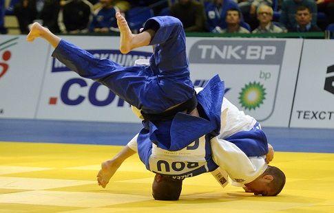 Роберт Мшвидобадзе принёс России первое золото ЧЕ по дзюдо