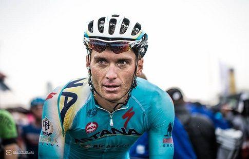 """Украинский велогонщик Гривко дисквалифицирован на 45 дней за инцидент на """"Туре Дубая"""""""