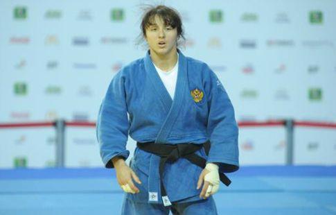 Ирина Заблудина стала пятой в весе до 57 килограмм