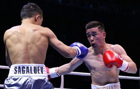 Россияне победили Узбекистан и вышли в 1/4 финала Всемирной серии бокса