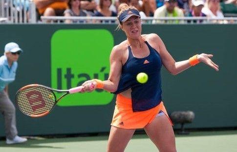 Павлюченкова вышла в финал турнира в Рабате, переиграв Эррани