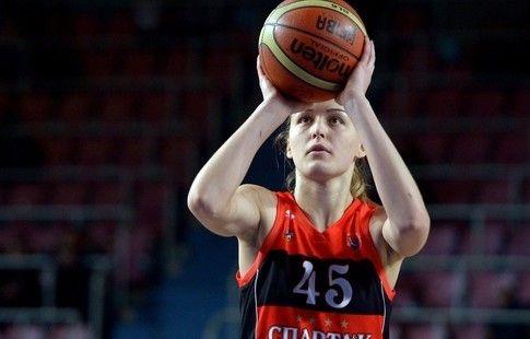 """Баскетболистка Дарья Намок перешла из """"Спарты энд К"""" в красноярский """"Енисей"""""""