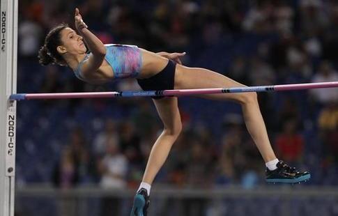 """Мария Ласицкене: """"Как только ошиблась на высоте 1,96 м, сразу проснулась"""""""