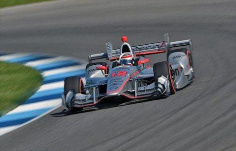 Пауэр выиграл квалификацию IndyCar в Айове, Алёшин — шестой