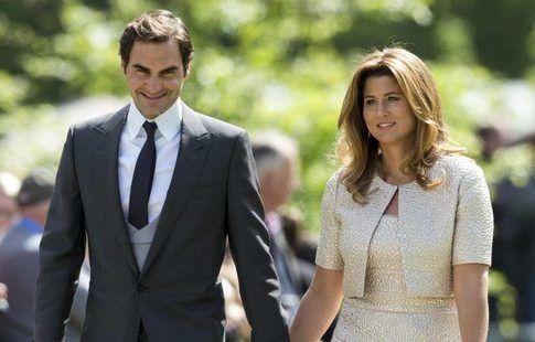 """Роджер Федерер: """"Без моей жены Мирки ничего бы не было, она – лучшая"""""""