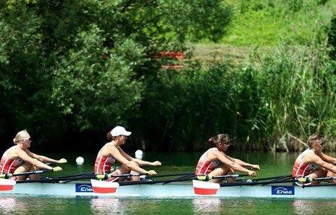 Российские гребцы завоевали третье серебро на этапе КМ в Швейцарии