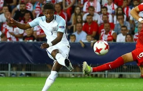 Сборная Англии стала чемпионом Европы до 19 лет
