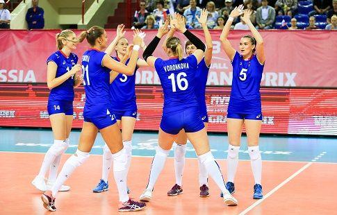 Нидерланды громят сборную России в шестом туре Мирового Гран-При
