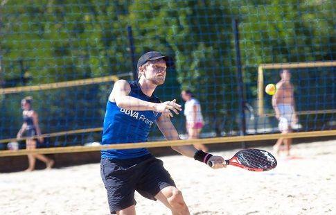 Россия стала бронзовым призёром ЧМ по пляжному теннису в Москве