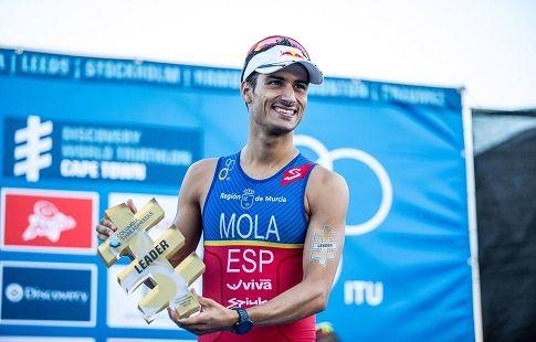 Мола выиграл этап Мировой серии по триатлону в Гамбурге, Полянский – 33-й