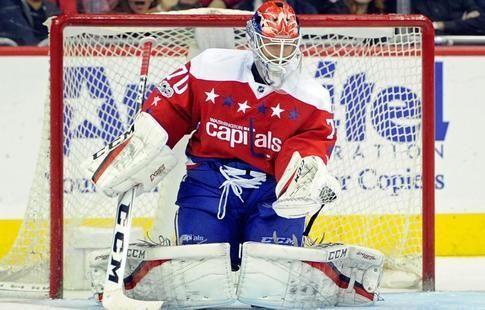 Холтби назван лучшим вратарём НХЛ, Бобровский – второй