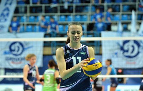 """Ангелина Сперскайте: """"Я отлично понимаю, что в Краснодаре меня ждёт совсем другой волейбол"""""""