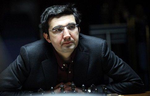 Крамник сыграл вничью с Войташеком в третьем туре турнира в Дортмунде