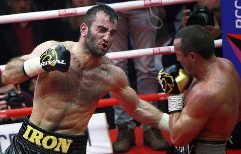Гассиев не планирует проводить бой-реванш с Лебедевым