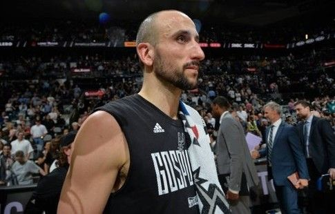 """НБА. Джинобили подтвердил, что проведёт следующий сезон в """"Сан-Антонио"""""""