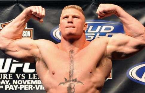 Леснар вернулся в программу допинг-тестов для бойцов MMA