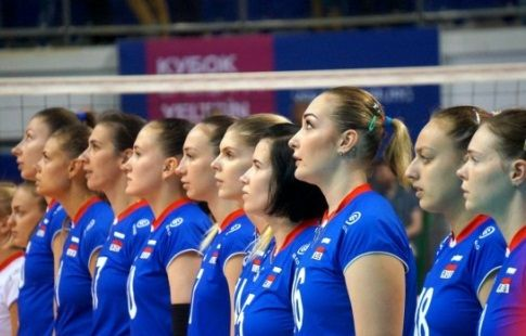 Волейбол, Мировой Гран-При, Россия - Сербия, текстовая онлайн трансляция матча