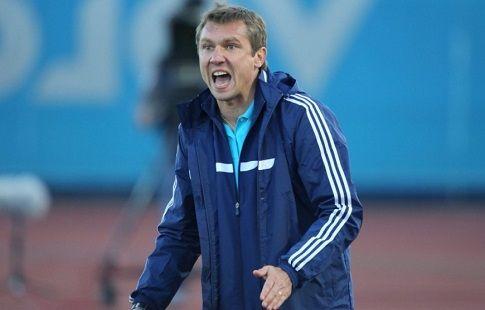 """Андрей Талалаев: """"Играли с очень хорошей командой, которая технически индивидуально очень сильна"""""""