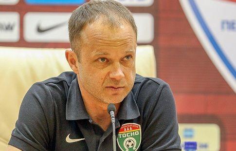 "Дмитрий Парфёнов: ""Тосно"" проиграл хорошо организованной команде"""