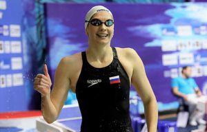 Светлана Чимрова вышла в финал ЧМ на 100-метровке баттерфляем