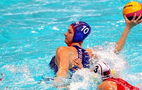 Сборная России вырвала победу у команды Италии в четвертьфинале Чемпионата Мира