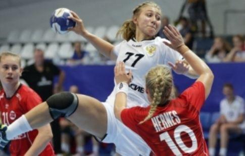 Молодёжная сборная России по гандболу сыграет с Хорватией в 1/8 финала ЧМ U21