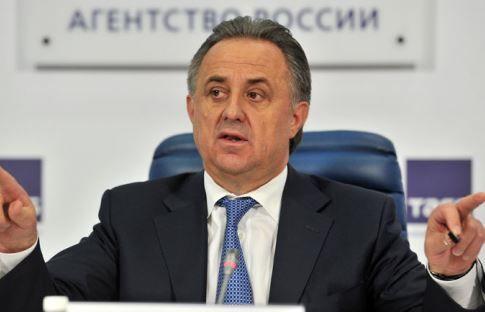 """Виталий Мутко: """"Дело Зарипова надо рассматривать индивидуально"""""""