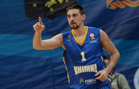 """В новом контракте Шведа с """"Химками"""" не прописана опция ухода в НБА"""