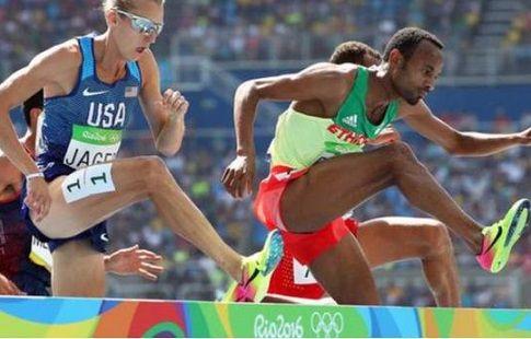 Эфиопский бегун Бейо дисквалифицирован за нападение на тренера