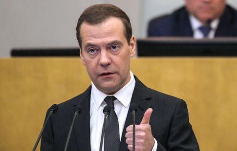 Медведев пожелал легкоатлетам показать лучшие результаты на чемпионате России