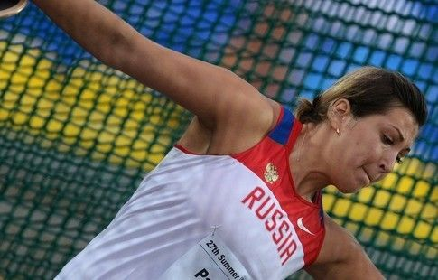 Елена Панова победила в метании диска на чемпионате России в Жуковском