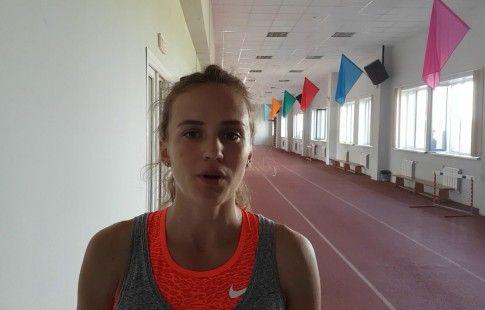 Храмова и Чалый - чемпионы России в беге на 400 м с барьерами