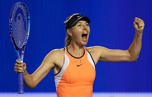 Теннис, WTA, Шарапова - Брэйди, текстовая онлайн трансляция