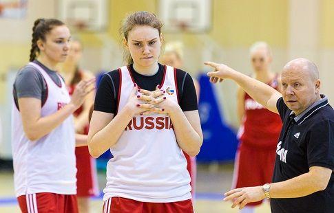 """Раиса Мусина: """"Обыграть США помогла холодная голова, потому что американки всегда превосходят нас физически"""""""