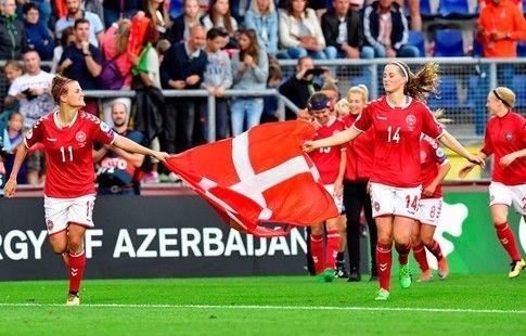 Датчанки победили Австрию и вышли в финал Eвро-2017