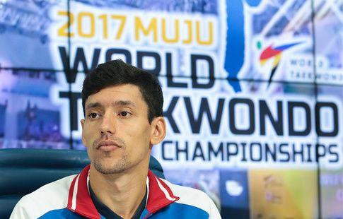 Денисенко считает, что ему немного не повезло на этапе Гран-при по тхэквондо в Москве