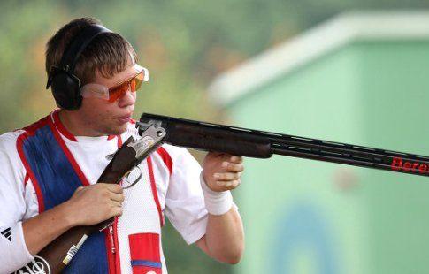 Максим Смыков победил в финале Кубка России по стендовой стрельбе в трапе