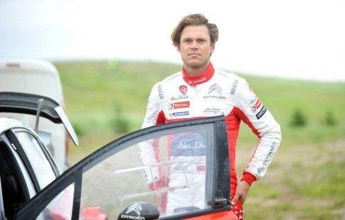 WRC. Миккельсен лидирует на Ралли Германии после пяти СУ, Ожье - третий