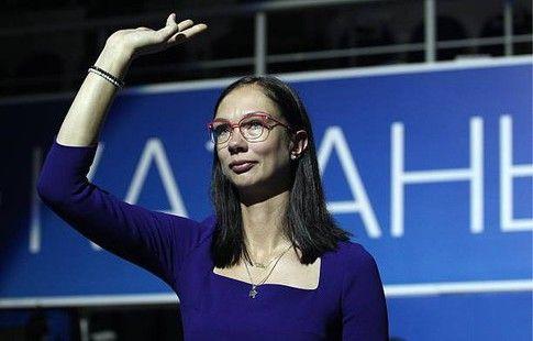 Гамова представила биографическую книгу