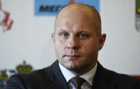 Фёдор Емельяненко заявил, что знает имя будущего соперника