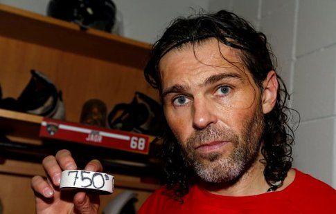 "Ягр и клуб НХЛ ""Калгари"" согласовали однолетний контракт на $1 млн плюс бонусы"