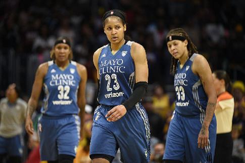 """""""Миннесота Линкс"""" в четвертый раз в истории стала чемпионом женской НБА"""