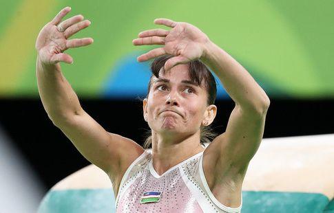 Олимпийская чемпионка Чусовитина выбрана в комиссию спортсменов FIG
