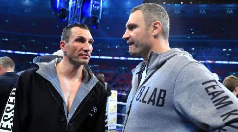 Кличко хочет вернуться в бокс и победить Джошуа