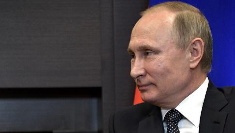 Путин осмотрел спорткомплекс в Сочи и пообщался со сборной РФ по пляжному волейболу