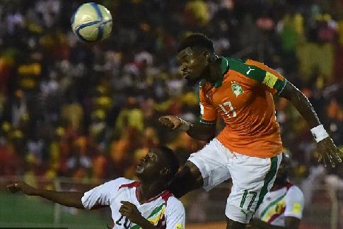 Сборная Мали с Думбья не смогла победить Кот-д'Ивуар и не поедет на ЧМ-2018