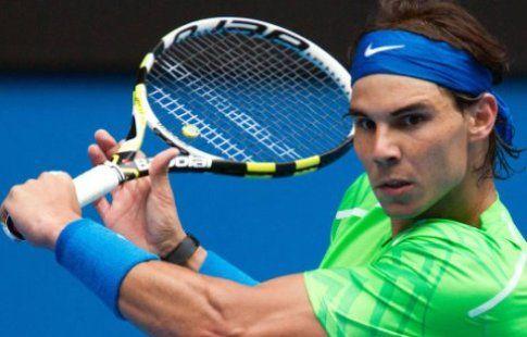 Надаль победил Димитрова в полуфинале теннисного турнира в Пекине